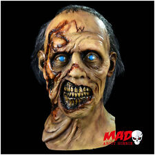 UFFICIALE The Walking Dead W Walker Zombie in Lattice Maschera-Halloween/Film Dell'orrore