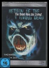 DVD THE DEAD HATE THE LIVING - DIRECTORS CUT - ZOMBIES (Return of the Dead) *NEU