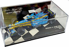 MINICHAMPS 1/43 2006 RENAULT F1TEAM R26 FERNANDO ALONSO WORLD CHAMPION 400060001