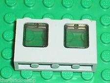 RARE Fenetre LEGO SPIDERMAN MdStone Window ref 4863 + Glass 4862 smoke/ Set 4855