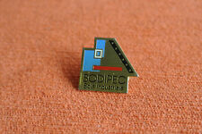 04018 PIN'S PINS SOPIDEC SOLS REVETEMENTS CARRELAGES PINS-JUSTARET