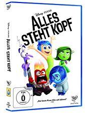 ALLES STEHT KOPF DVD | FILM | WALT DISNEY | PIXAR | INSIDE OUT GERMAN | NEU
