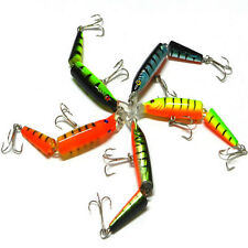 Hotsale! 1pcs Fishing Lures Spinner Baits Crankbait Assorted Fish Tackle Hooks