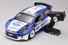 Kyosho 1/9 DRX VE Ford Fiesta S2000 Rally Car RTR Brushless W/ KT-200 30881B