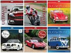 2016 CARS & BIKES Wall CALENDARS Square (Choice of Designs) Month2View Tallon