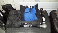 Blue Ox Aventa LX Tow bar with safety cables