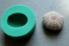 Silicone Mould SEA URCHIN Cake Decorating Fondant / fimo mold