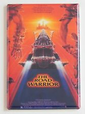 The Road Warrior FRIDGE MAGNET (2 x 3 inches) movie poster mel gibson mad max 2