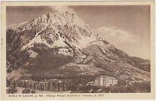 BORCA DI CADORE - ALBERGO PALAZZO DOLOMITI E L'ANTELAO (BELLUNO) 1942