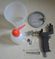 Fiberglass Gelcoat Dump Spray Gun Resin Spray Nozzle Tool Kit
