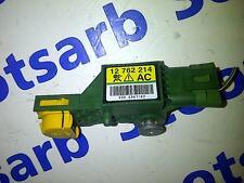 SAAB 9-3 1x Airbag Sensor Unit 2005 - 2006 12762214 4D 5D CV