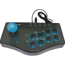 Arcade Street Fighting Stick USB Joystick Gamepad 8 Buttons For PC PS3 Andriod