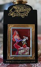DISNEY AUCTIONS JESSICA & ROGER RABBIT Eric Robison Portrait LE 100 PIN NOC