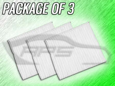 CABIN AIR FILTER C26087 FOR 2009 2010 2011 2012 2013 MAZDA 6 - PACKAGE OF 3
