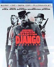 Django Unchained (Blu Ray / DVD, 2012)