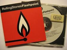 "ROLLING STONES ""FLASHPOINT"" - CD - INCLUSIVE 3 BONUSTRACKS - 17 SONGS"