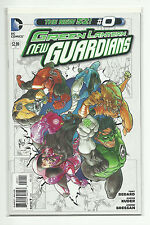 (2011) DC THE NEW 52 GREEN LANTERN NEW GUARDIANS LOT #0-25 + ANNUAL 1 - NM