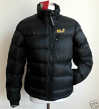 Jack Wolfskin outdoor atmospfere Down Jacket Women Black talla XL nuevo