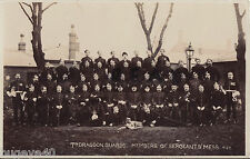 Soldier group 7th Dragoon Guards Sergeants Mess Canterbury