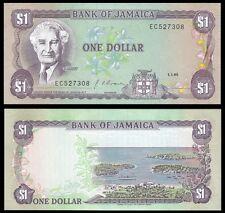 Jamaica 1 DOLLAR 1990 P 68Ad UNC