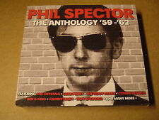 DIGIPACK 3-CD BOX / PHIL SPECTOR - THE ANTHOLOGY '59-'62