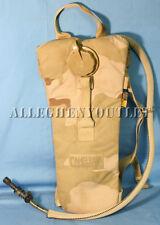 USGI Military Camelbak MOLLE II 2L HYDRATION PACK System w/ Bladder Desert VGC