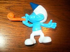 McDonald's The Smurfs 2: Party Planner Smurf Happy Meal Toy #4