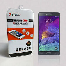 Ultimate Shield Tempered Glass Screen Protector for Samsung Galaxy Note 4