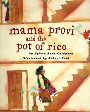Mama Provi and the Pot of Rice-ExLibrary