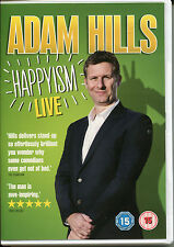 ADAM HILLS HAPPYISM LIVE COMEDY DVD