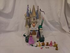 Beauty and the beast castle Disney RARE 1998 Polly Pocket Size trendmasters