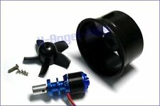 Hot sale 64mm Duct Fan + 4500KV Brushless Motor for lipo RC Jet free shipping