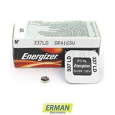 Batteria per orologio Energizer 337 LD/HD-SR 416 SW da 1.55V pila a bottone 337