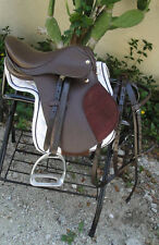 "Miniature Mini Horse  ""7 Piece"" English Saddle Package"