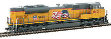 19832 Walthers SD70ACe UP Union Pacific Flag #8401 Soundtraxx Sound & DCC HO