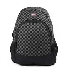 VANS Van Doren Backpack Black/Charcoal School Bag VN0C8YBA5 OFFICIAL STOCKIEST