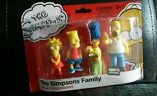 THE SIMPSONS Figure da Collezione Famiglia Simpson THE