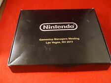 Nintendo Gamestop Managers Meeting Poker Chip & Sealed Playing Cards Mario Link