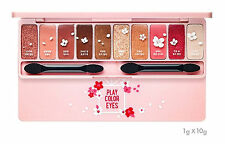 *Etude House* NEW Play Color Eyes Cherry Blossom (1g x 10ea) - Korea Cosmetic