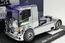 FLY 96008 CHROME MERCEDES BENZ ATEGO TRUCK FIA ETRC NEW 1/32 SLOT CAR LIMITED