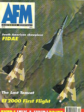 Air Forces Monthly 74 US Navy F-14D Tomcat USAF B-52 Bombers French AF Chile