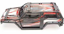 Traxxas Summit 1/10th  Body Shell Red