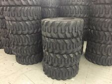 4 NEW 12-16.5 Skid Steer Tires 12PLY Rating 12 16.5 12x16.5 Bobcat