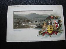 EUROPE - carte postale ? (herrenalb) (cy90)