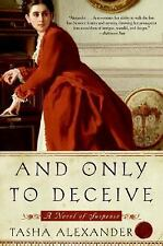 And Only to Deceive (Lady Emily) by Alexander, Tasha