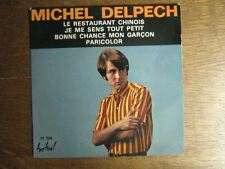 MICHEL DELPECH EP FRANCE LE RESTAURANT CHINOIS