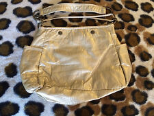 NEW STUSSY CRINKLE BAG (Gold) SURF Purse clutch womens