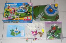 PLAYMOBIL 4008 Super Set IL GIARDINO DELLE FATE Perfetto 2010 Fairy Garden