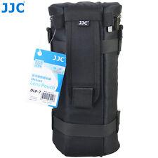 JJC DLP7 XXL weather-resistant nylon Deluxe Case Pouch for DSLR Lens below 310mm