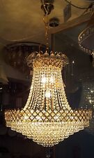 Grand 12 light Crystal Chandelier in under Rs 20000/- delivered to your doorstep